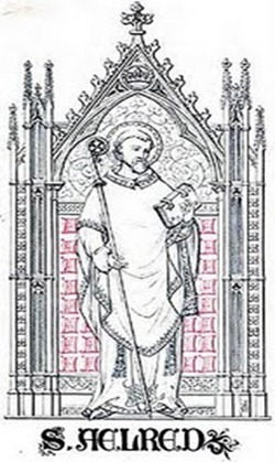 Saint.Aelred