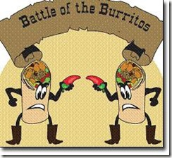 burrito battle