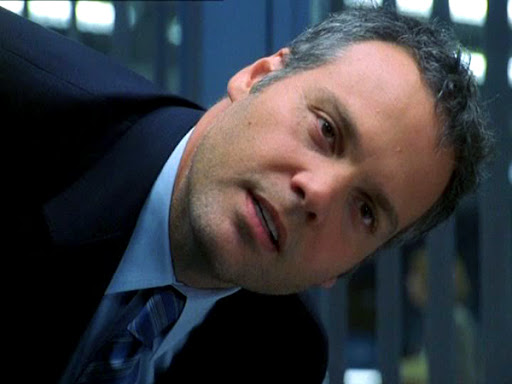 Vincent D Onofrio sideways look