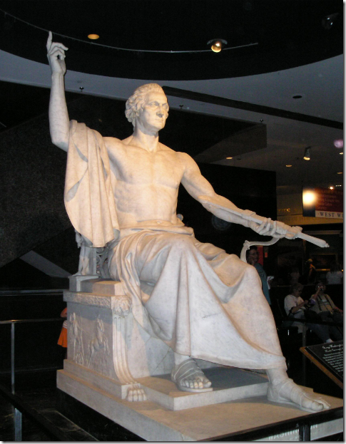 george washington zeus