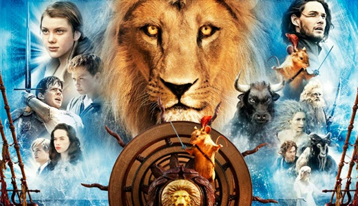 The-Chronicles-of-Narnia-The-Voyage-of-the-Dawn-Treader-Poster