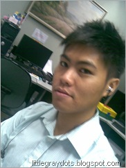 Camwhoring at office ...