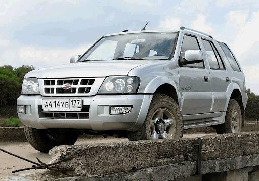 китайские автомобили в тюмени фото