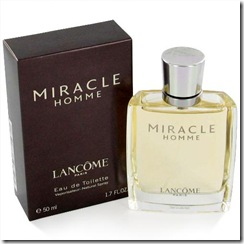 Miracle Cologne by Lancome for Men