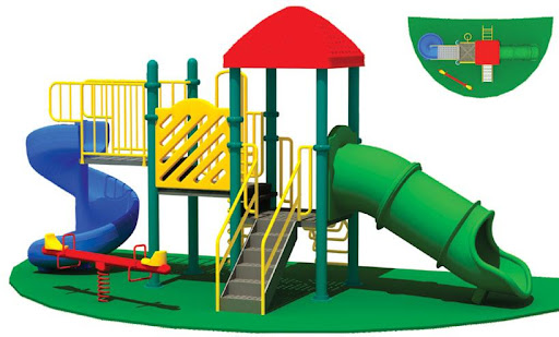 PLAY GROUND DAN WATER BOOM