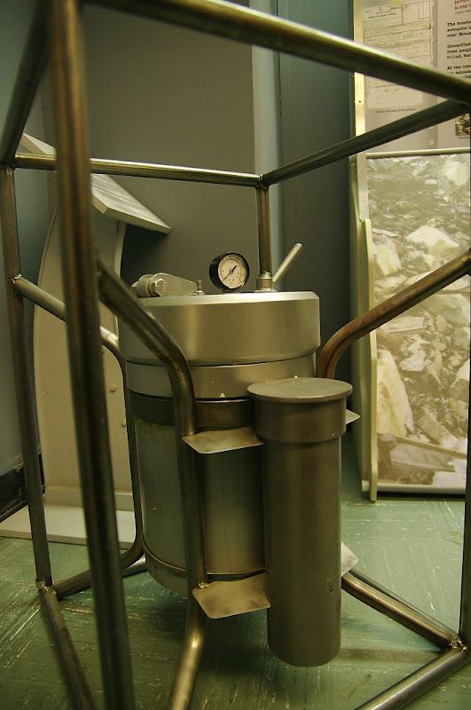 加拿大冷戰時期緊急政府指揮總部 (Diefenbunker)