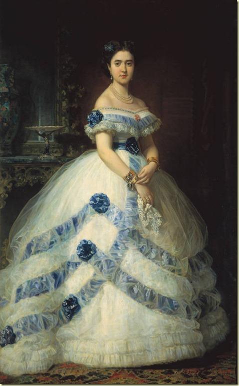 Duquesa de Castro Enríquez-1862