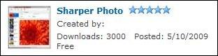 Sharper Photo Windows Live Writer Plugin