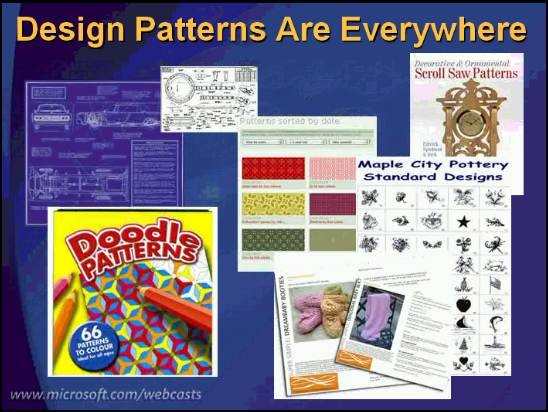 Design Pattern Goodness Introduction to Design Patterns