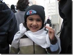 مسيرة الأطفال دعما لغزة 001