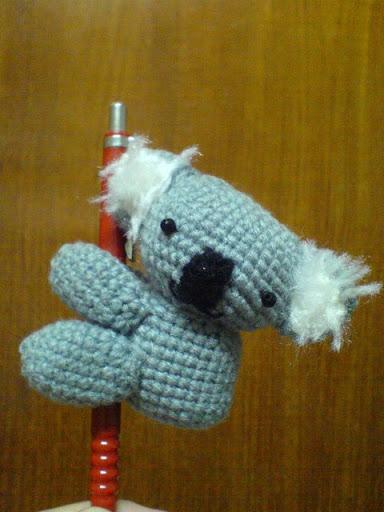 Amigurumi Koala Pattern : nareeoo amigurumi crochet: U-la-la Koala - Amigurumi ...