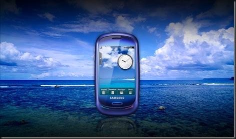 Samsung Celular Blue Earth01