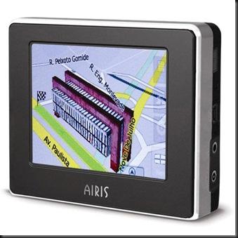 GPS Airis T935
