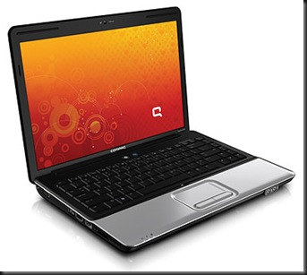 HP Notebook Compac
