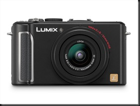 Panasonic Camera Lumix LX3