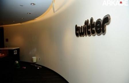 Twitter escritório