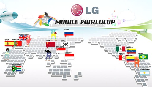 LG Mobile World Cup