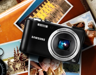Samsung Camera WB650 01