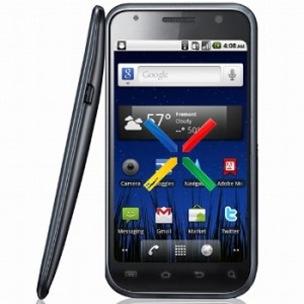 Samsung Nexus S Google