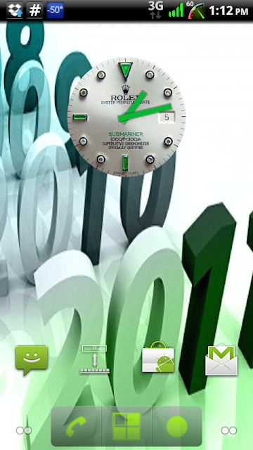 cool fun wallpaper. I had fun creating this lookwanted a cool color themed home screen.