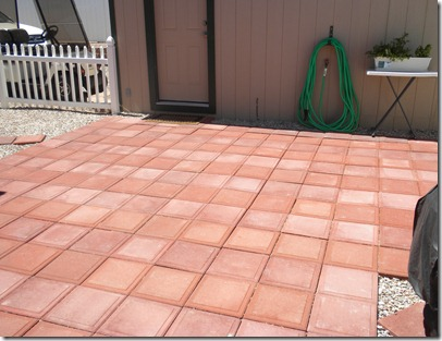 Patio clear