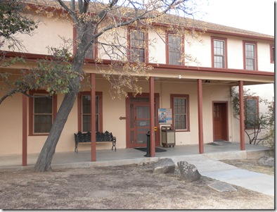 Ft Huachuca Museum bldg