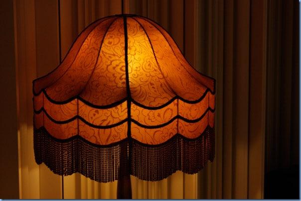 skiva-lampan