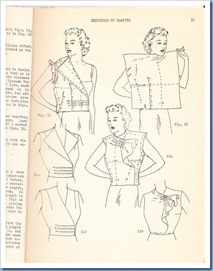 Designing by Draping - 1936 3
