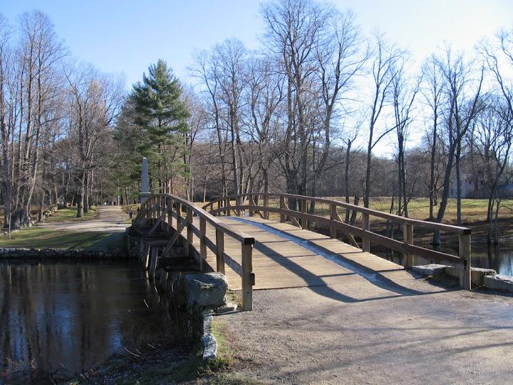 Old North Bridge, Concord