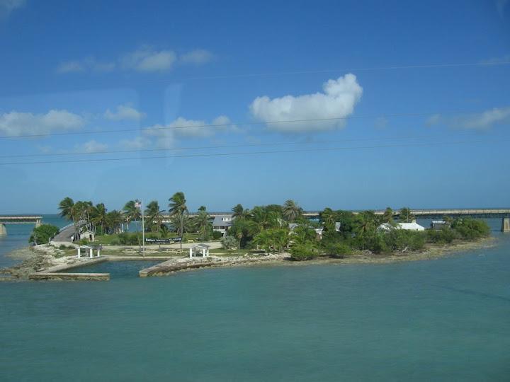 Une des îles Keys