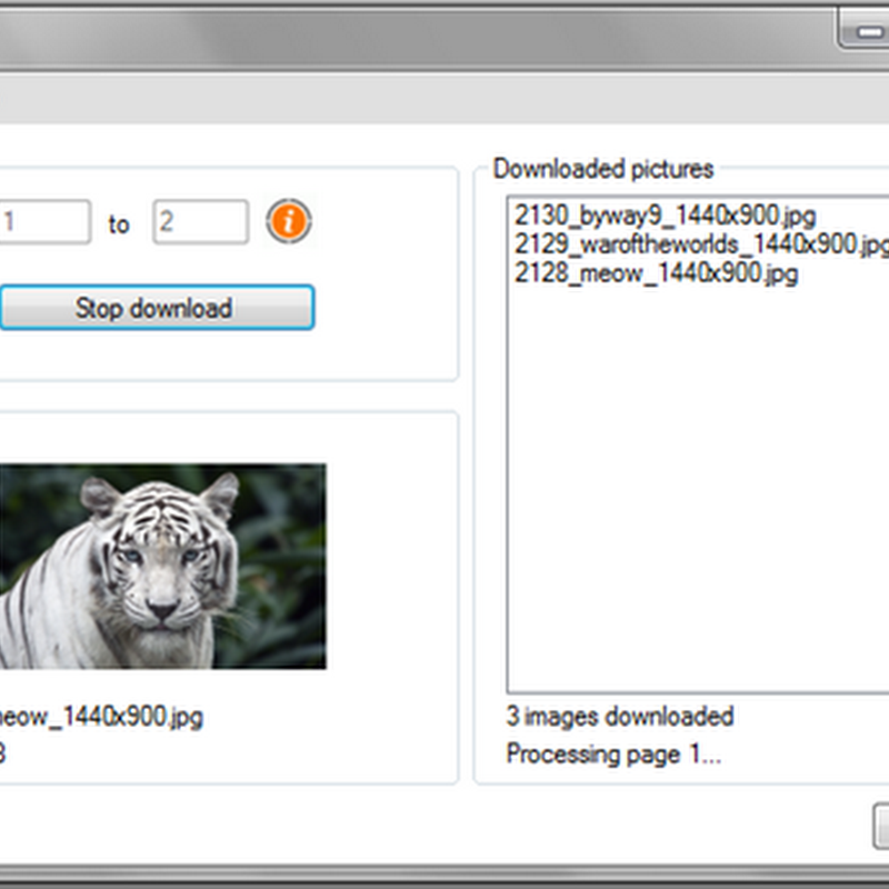 InterfaceLIFT wallpaper downloader