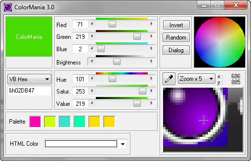 color-mania