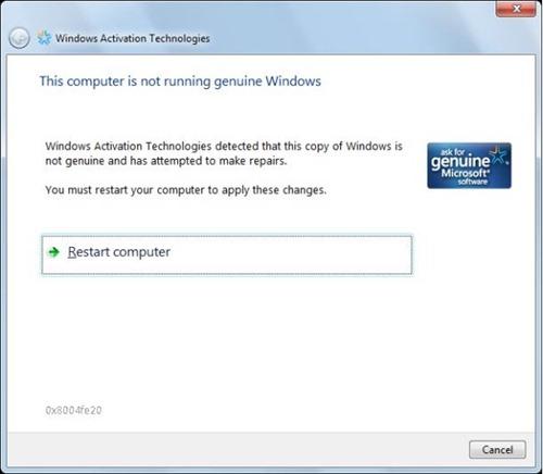 genuine_windows_warning