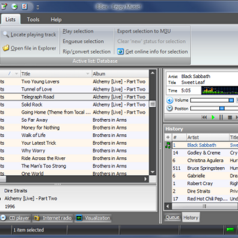 BBox Audio Player