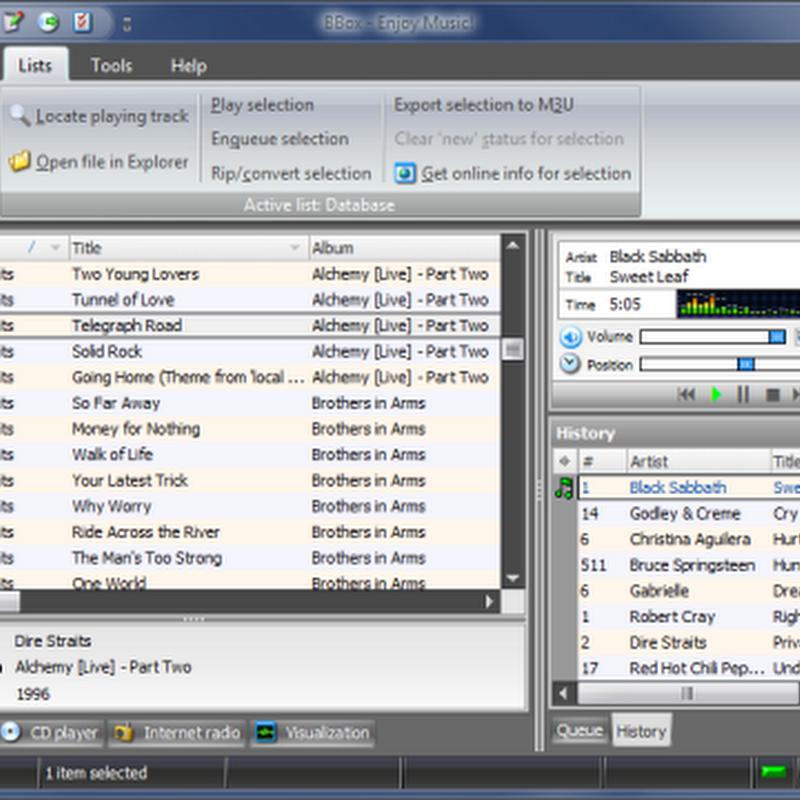 BBox Audio Player