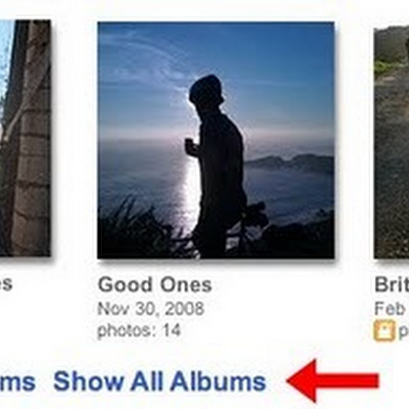 Picasa Web Albums limit increased to 10,000 albums
