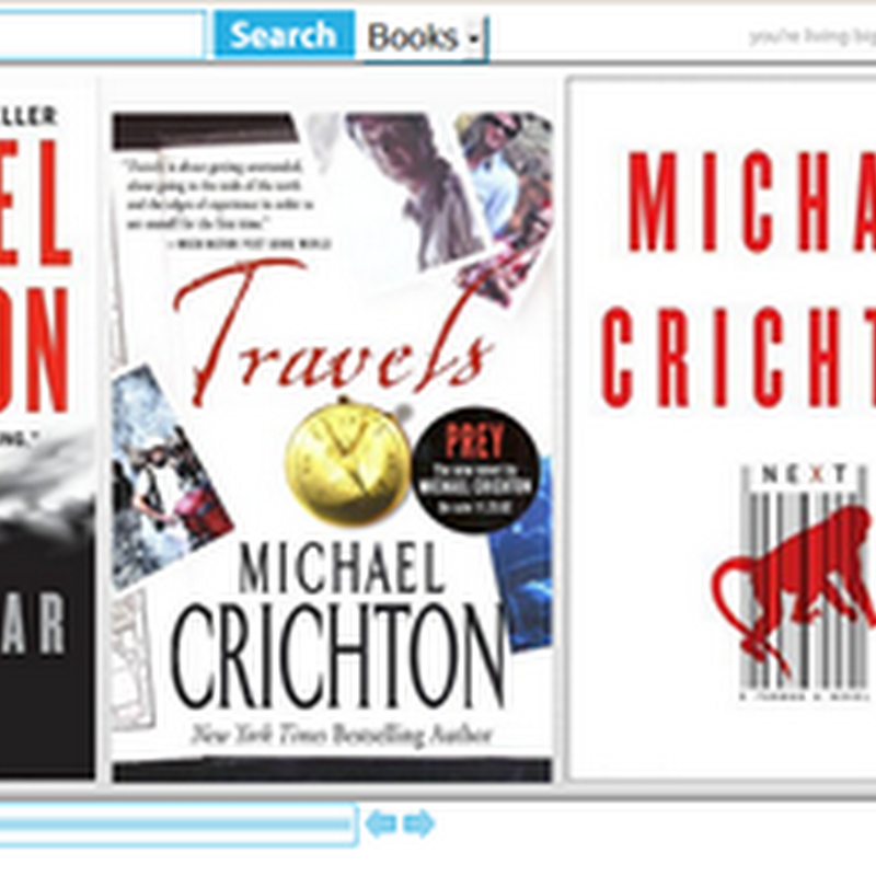 Big Book Search –The best way to search Amazon