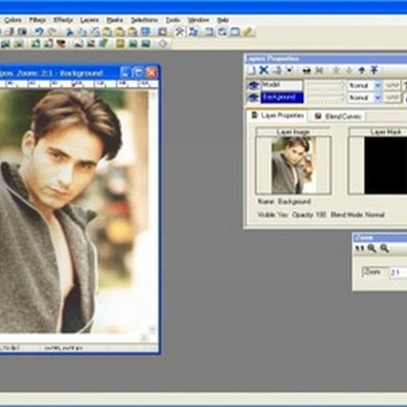 Free license of Photo Pos Pro, the advanced photo editor