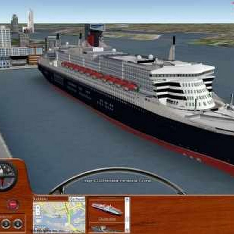 Ships, the Google Earth based ship simulator