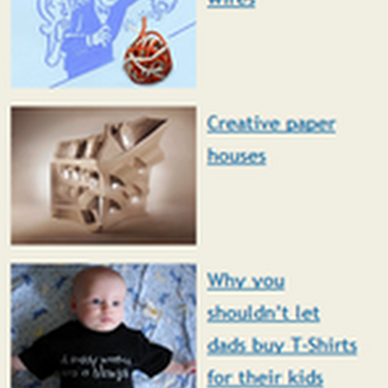Recent post with thumbnails widget for Blogger