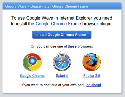 chrome-frame