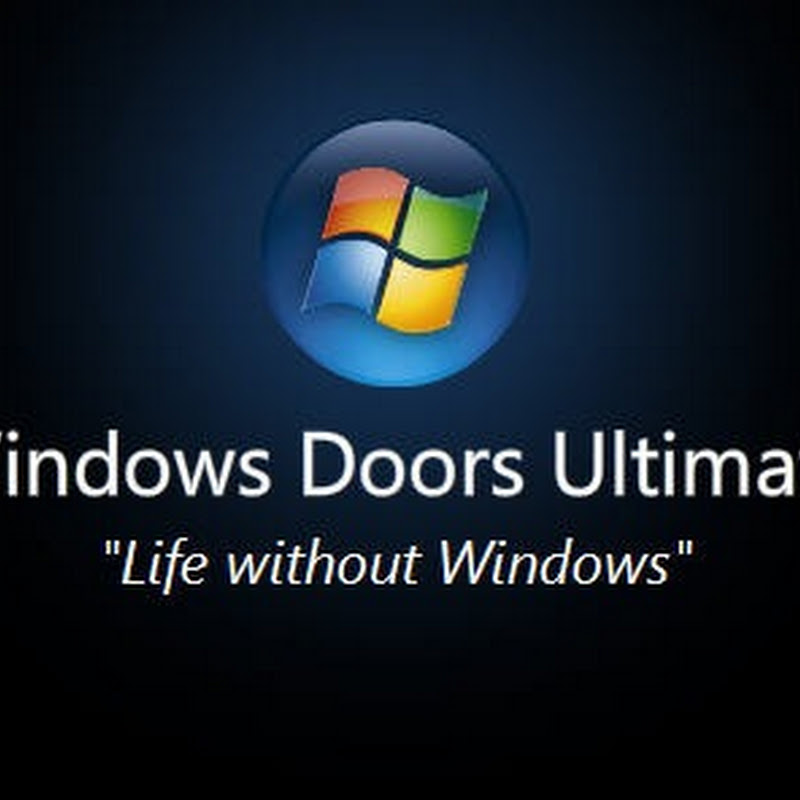 Windows Doors – A spoof of the OS