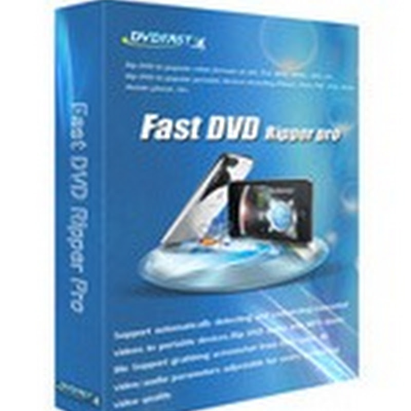 Free download Fast DVD Ripper PRO