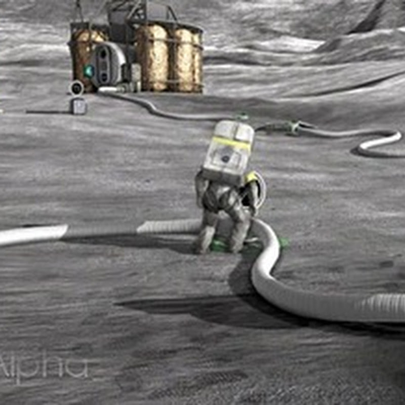 NASA releases free game Moonbase Alpha
