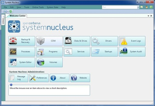 system-nucleus-welcome