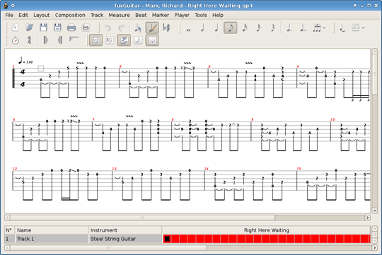 6 free music notation software or scorewriters for Windows (and ...