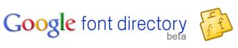 google-font-dir