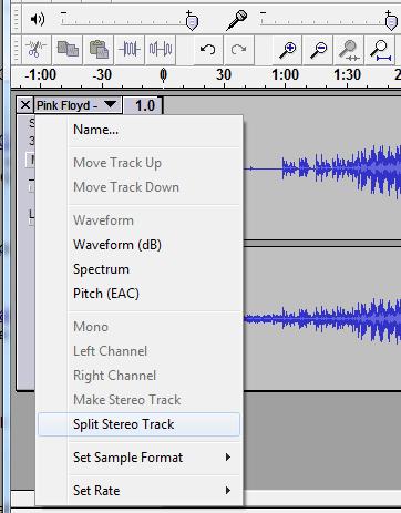 audacity-split-track
