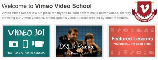 vimeovideoschool