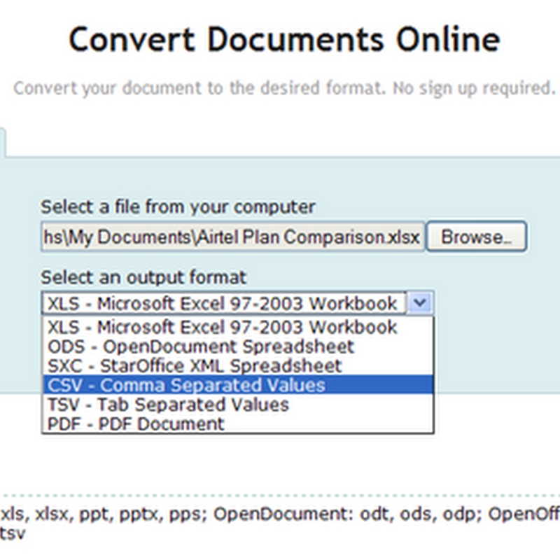 Zoho Launches Online Document Converter